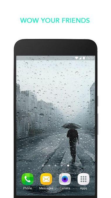 Скачать Обои 3D Parallax на Андроид screen 2