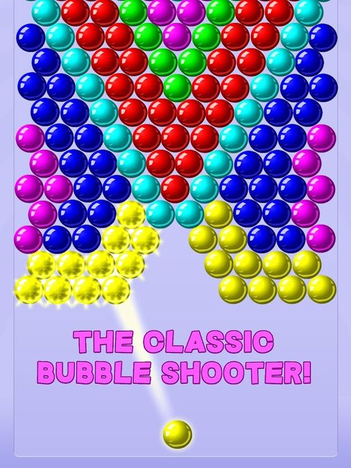 Скачать Bubble Shooter на Андроид screen 4
