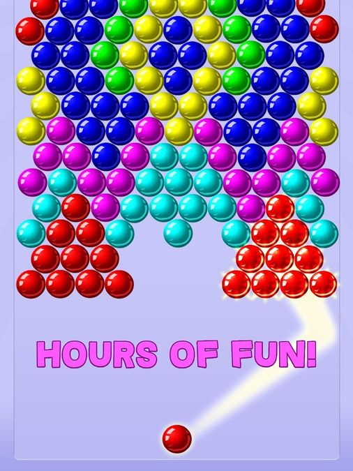Скачать Bubble Shooter на Андроид screen 2