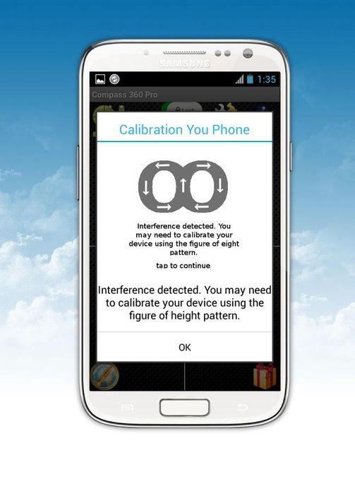 Скачать Компас 360 Pro Free на Андроид — Оригинальная версия screen 2