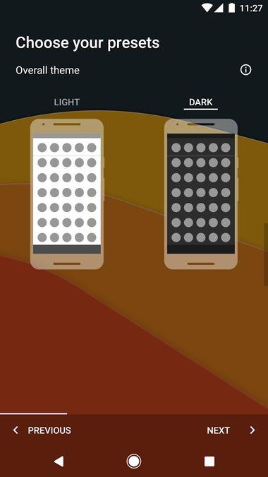 Скачать Nova Launcher на Андроид — Оригинальная версия screen 4