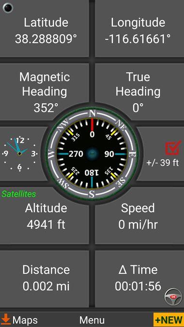 Скачать Polaris GPS Navigation на Андроид screen 4