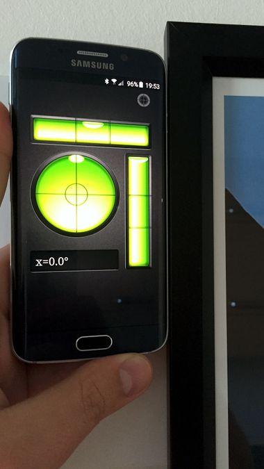 Скачать Пузырьковый Уровень на Андроид — Новая версия screen 1