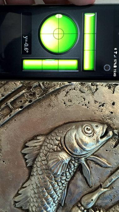 Скачать Пузырьковый Уровень на Андроид — Новая версия screen 4