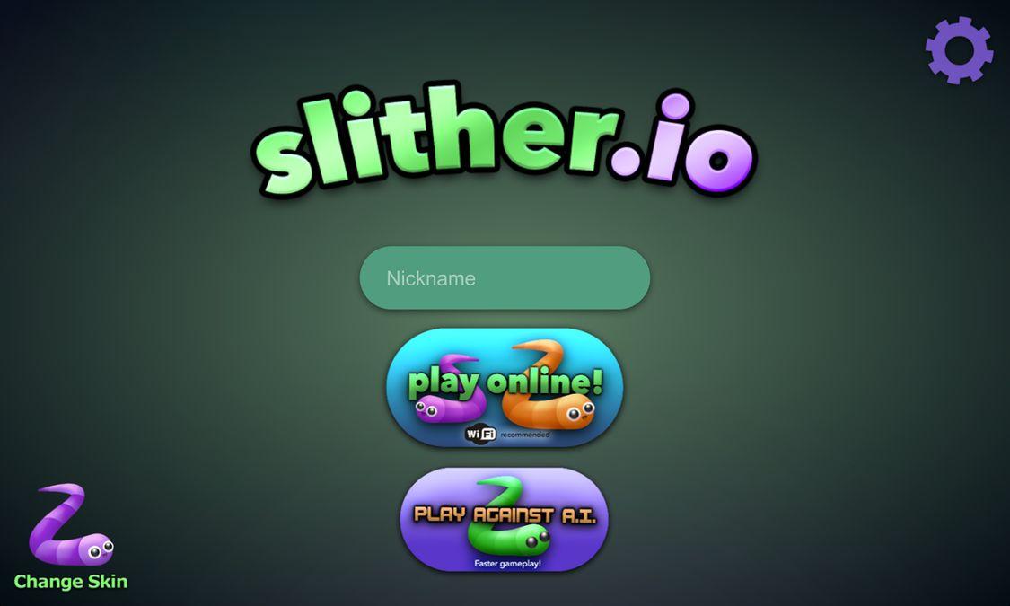 Скачать Slither.io на Андроид — Без рекламы screen 1