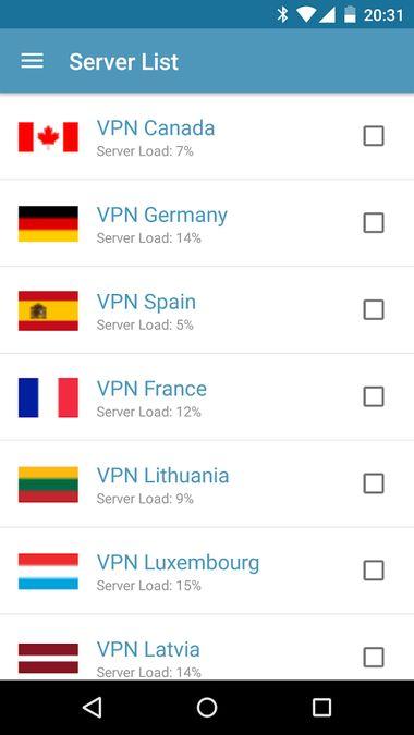 Скачать VPN Globus Pro на Андроид screen 4