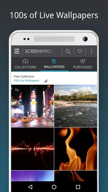 Скачать Живые HD-видео-обои на Андроид screen 3