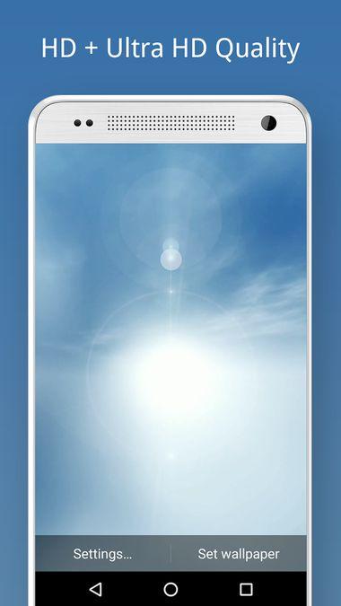 Скачать Живые HD-видео-обои на Андроид screen 1