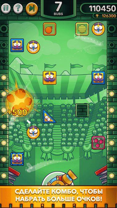 Скачать Blasty Bubs — Brick Breaker на Андроид screen 2