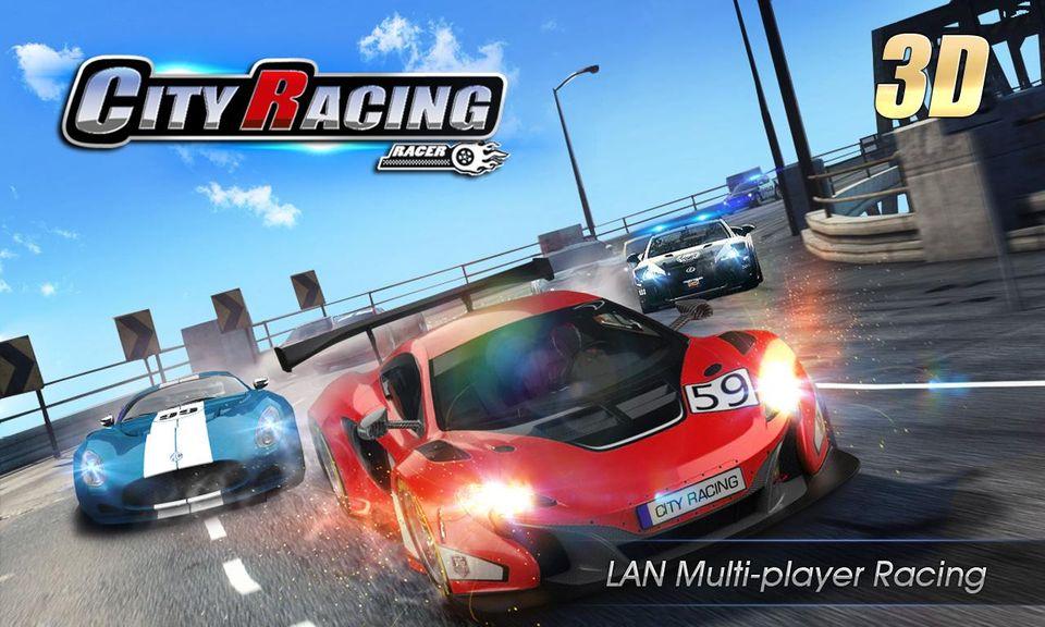 Скачать City Racing 3D на Андроид — Мод свободные покупки screen 4