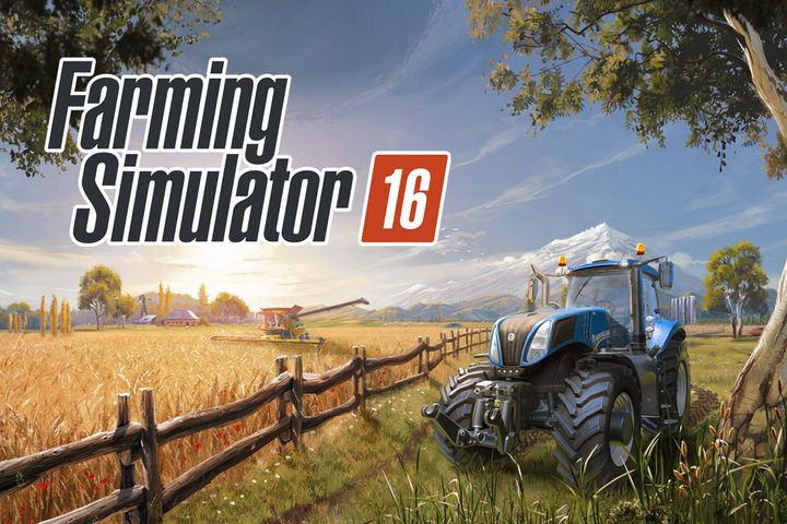 Скачать Farming Simulator 16 на Андроид — Русская версия screen 1