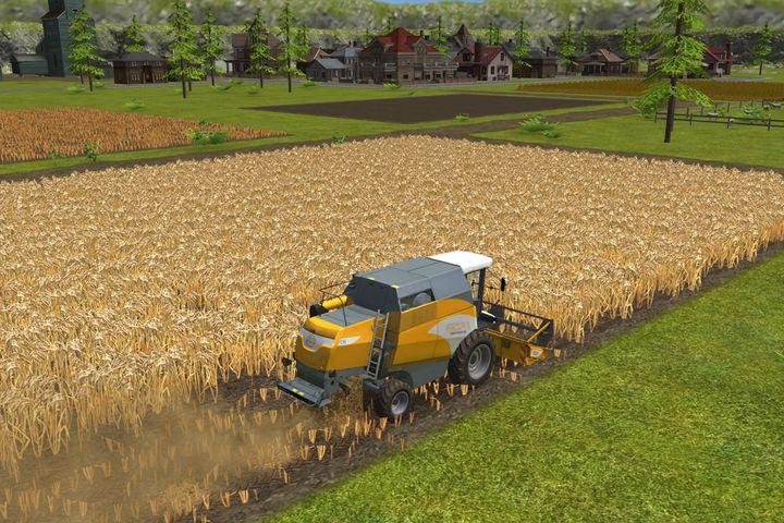 Скачать Farming Simulator 16 на Андроид — Русская версия screen 2