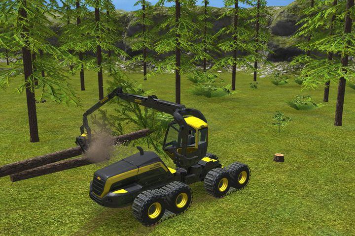 Скачать Farming Simulator 16 на Андроид — Русская версия screen 3