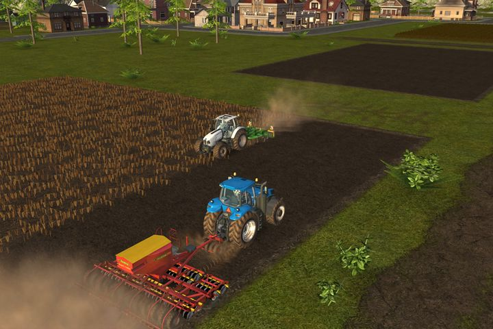 Скачать Farming Simulator 16 на Андроид — Русская версия screen 4