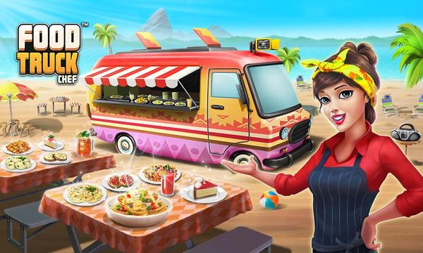 Скачать Food Truck Chef на Андроид screen 3