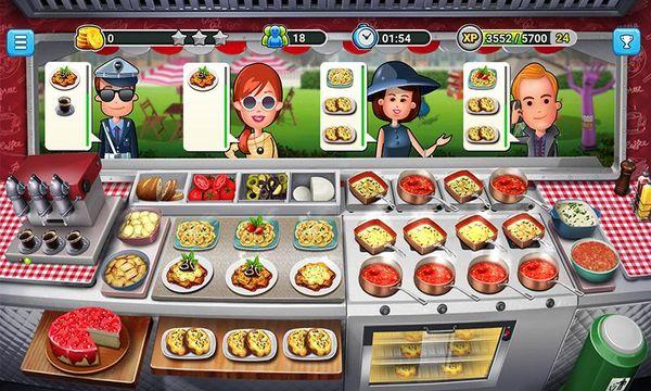 Скачать Food Truck Chef на Андроид screen 4