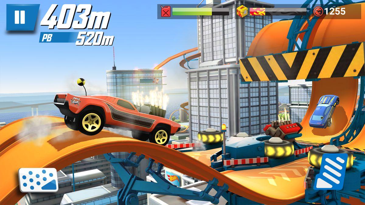 Скачать Hot Wheels: Race Off на Андроид — Русская версия screen 4