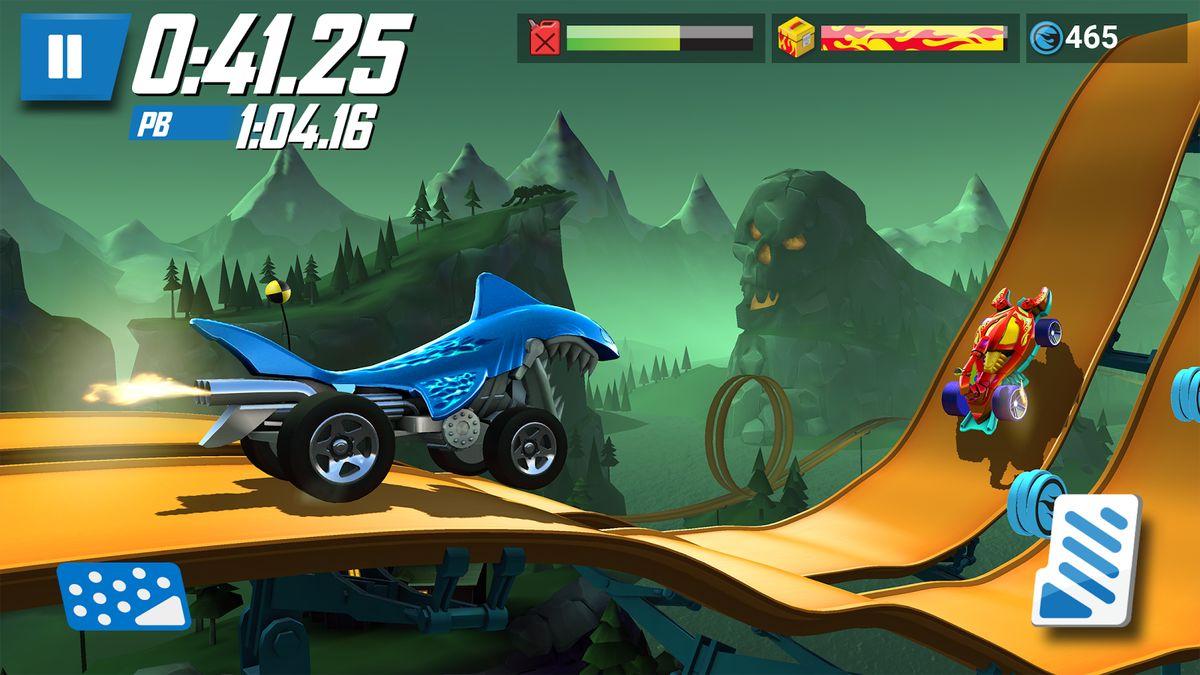 Скачать Hot Wheels: Race Off на Андроид — Русская версия screen 3