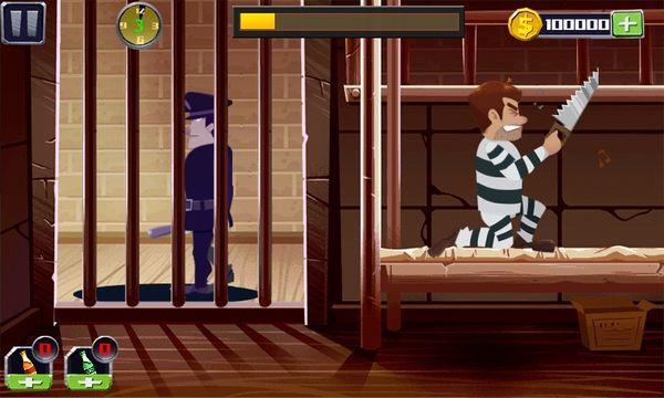 Скачать Побег из тюрьмы — Break Prison на Андроид screen 1
