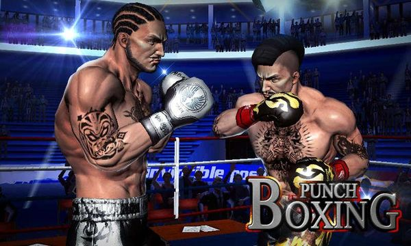 Скачать Punch Boxing 3D на Андроид screen 1