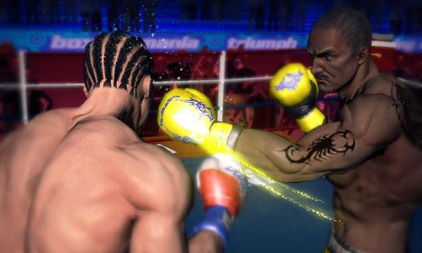 Скачать Punch Boxing 3D на Андроид screen 4