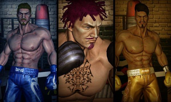Скачать Punch Boxing 3D на Андроид screen 2