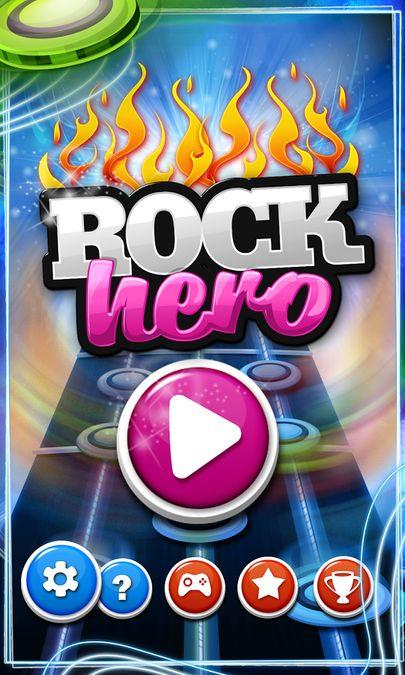 Скачать Rock Hero на Андроид screen 3