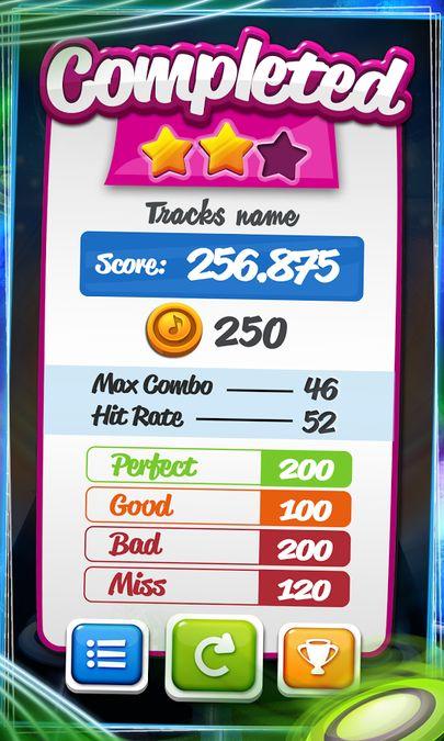 Скачать Rock Hero на Андроид screen 1