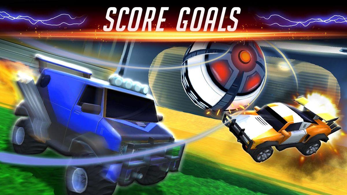 Скачать Rocketball: Championship Cup на Андроид screen 2