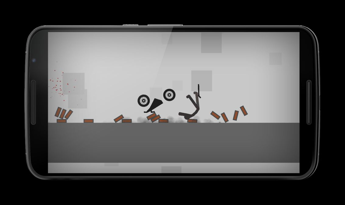 Скачать Stickman Dismounting на Андроид — Мод много денег screen 3