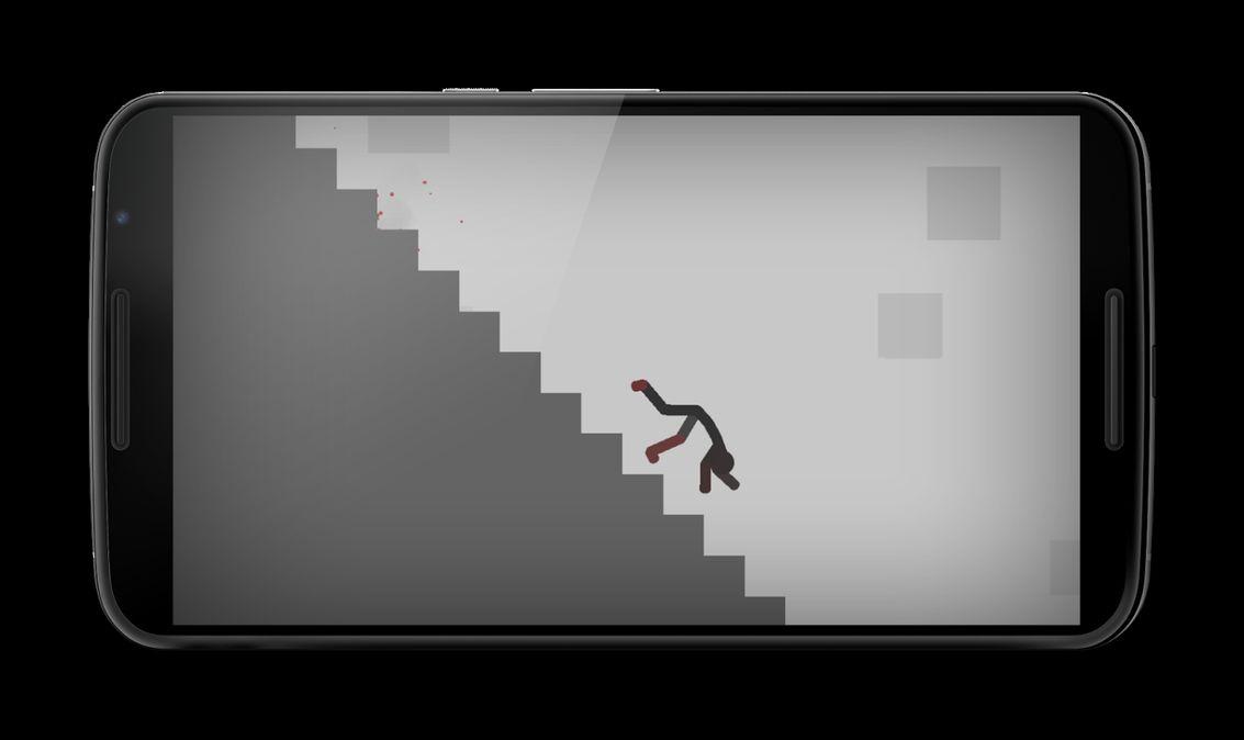 Скачать Stickman Dismounting на Андроид — Мод много денег screen 4