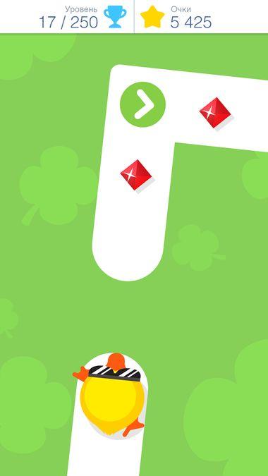 Скачать Tap Tap Dash на Андроид screen 3