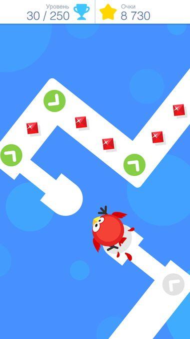 Скачать Tap Tap Dash на Андроид screen 2