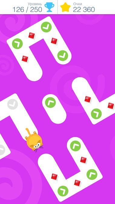 Скачать Tap Tap Dash на Андроид screen 1