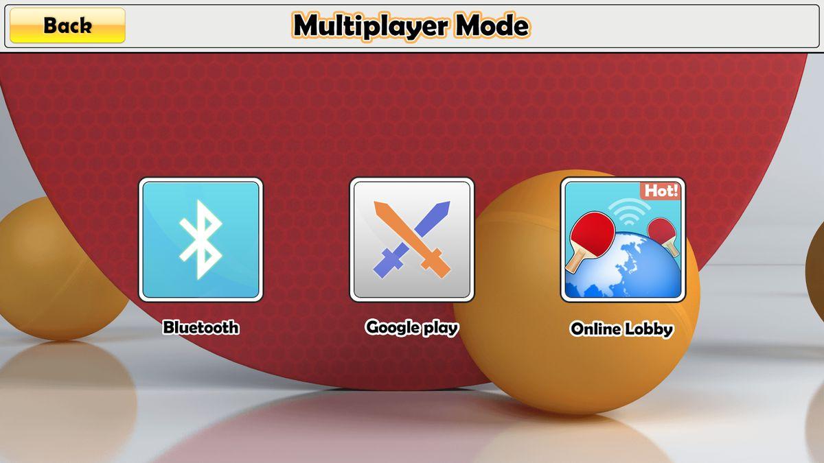Скачать Virtual Table Tennis на Андроид — Полная версия screen 3