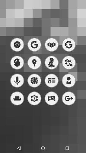 Скачать Faddy – Icon Pack на Андроид screen 3