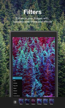 Скачать PicsArt Photo Studio на Андроид screen 4
