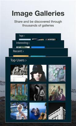 Скачать PicsArt Photo Studio на Андроид screen 1