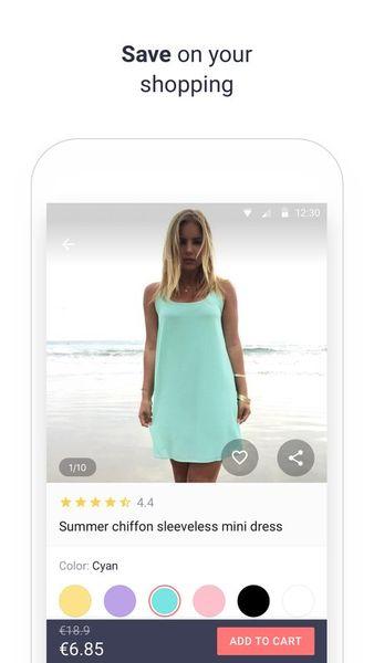 Скачать Joom – покупай хоть каждый день на Андроид screen 2