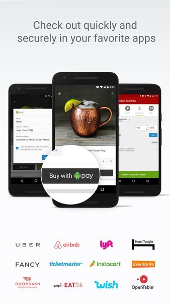 Скачать Android Pay (Google Pay) на Андроид screen 2