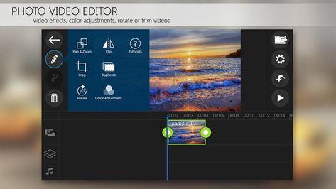 Скачать Видеоредактор PowerDirector на Андроид — Полная версия screen 1