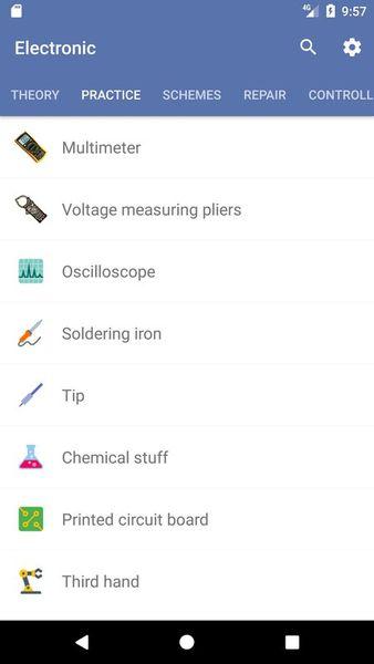 Скачать Электроник на Андроид — Официальная версия screen 2