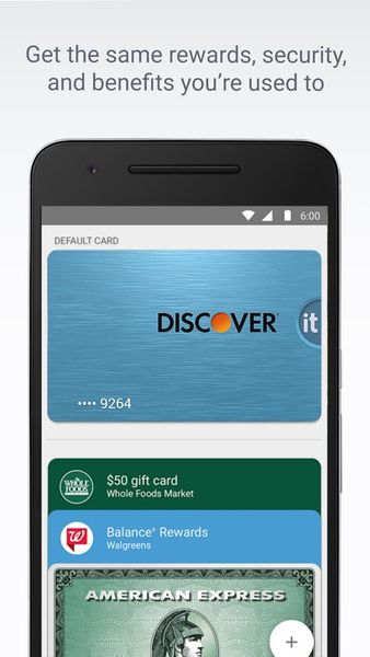 Скачать Android Pay (Google Pay) на Андроид screen 3