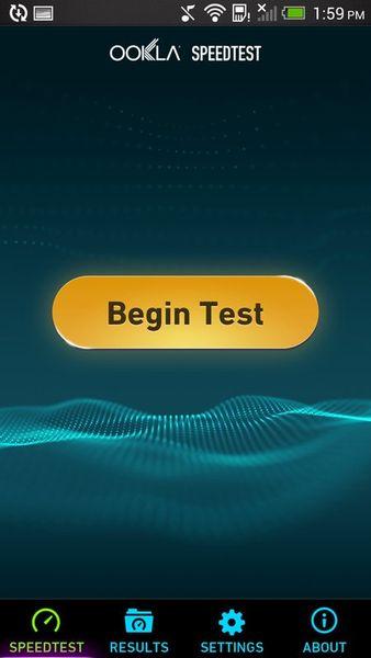 Скачать Speedtest.net на Андроид screen 3