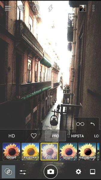 Скачать Cameringo+ на Андроид screen 3