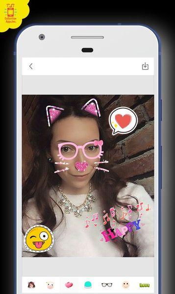Скачать Snappy Photo Filters Stickers на Андроид screen 3