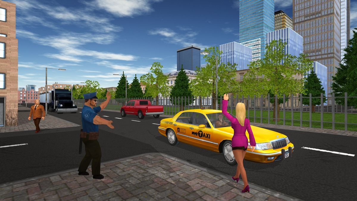 Скачать Такси 2 на Андроид screen 1