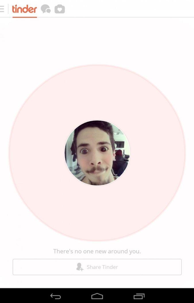 Скачать Tinder на Андроид — Полная версия screen 3