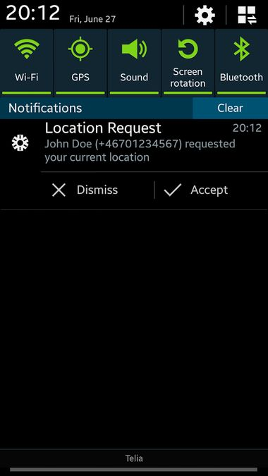 Скачать Share Where Pro на Андроид screen 3