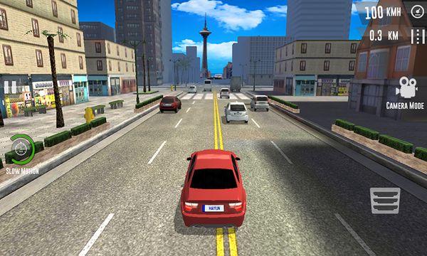 Скачать Автомобильные гонки на Андроид screen 3